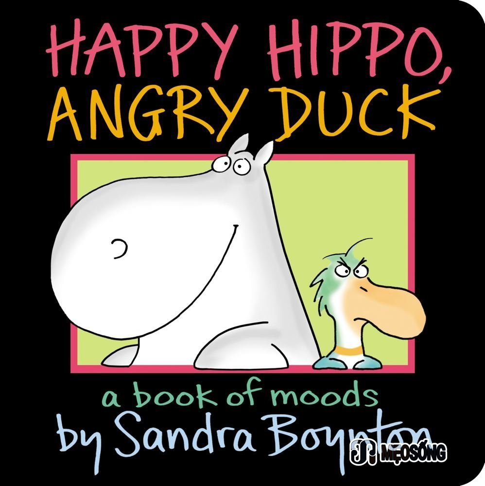 Happy as a Hippo Best Childrens Books on iPad