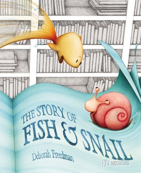 Story of Fish and Snail Best Books iPad