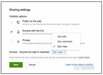 Collaborate with Google Docs