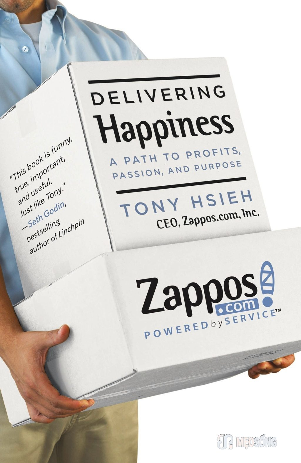 Delivery Happiness: A Path to Profits, Passions, and Purpose by Tony Hsieh